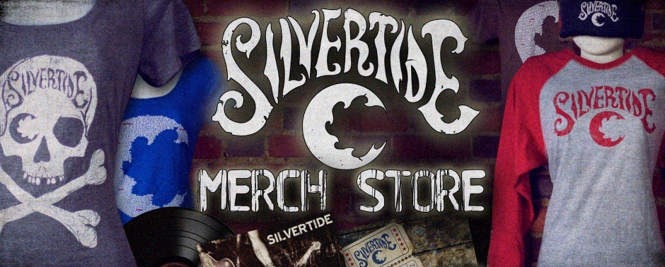 Silvertide Merch Store Now Open 24/7