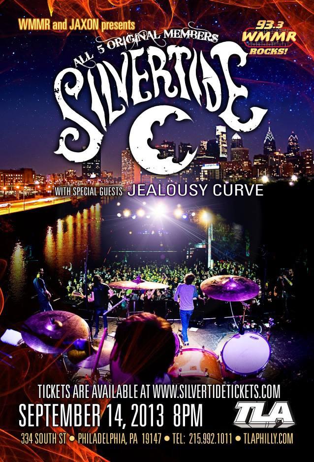 Silvertide - Show & Tell (Album Sampler)